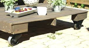 how to make a coffee table from a pallet summer outdoor pallet coffee table coffee table