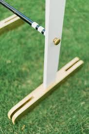 outdoor diy ladder toss