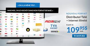 Pour les services de télévision, de téléphonie et d'internet résidentiels et mobiles, vidéotron est le fournisseur de référence au québec. Television Distributel Fait Desormais Concurrence A Bell Et Videotron Branchez Vous