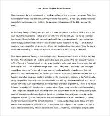 love letters for him 25 free word
