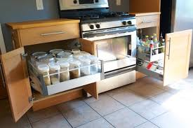 8 Sources For PullOut Kitchen Cabinet Shelves Organizers And Kitchen Cupboard Interior Fittings