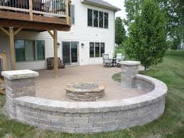 Small Picture Patio Seating Wall Home Design Ideas and Pictures