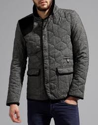 Five of the Best Men's Jackets | Deer Brains & VERY in this year, quilted jackets are not only great for keeping the men  warm during winter, but if they have been styled well and have lovely  materials ... Adamdwight.com