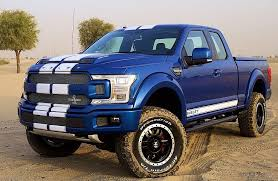 These new Ford F-150 Shelby pick-ups are the meanest trucks in the ...
