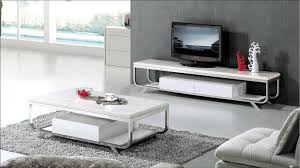 white marble furniture set for living room coffee table and tv cabinet modern design european style furntiure yq128 in living room sets from furniture on