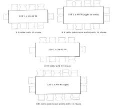 Round Table Seating Chart For 8 Table Size For 8 Jokowidada