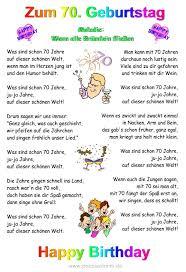 Www 70 Geburtstag Gedichte Aquamaxforum