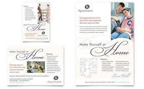 Publisher Flyer Template Coffee Shop Brochure Design Tri Fold ...