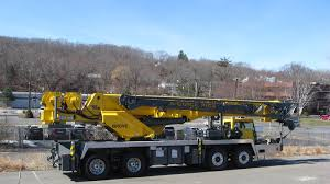 60 Ton Grove Truck Crane Short Term Long Term Rental