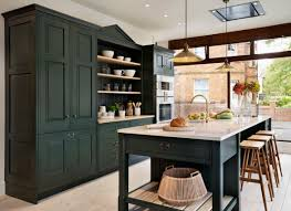 classy projects with dark kitchen cabinets home remodeling green kitchen cabinets with black countertops