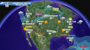 wednesday weather outlook united states windows of the world