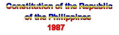 philippine consution preamble