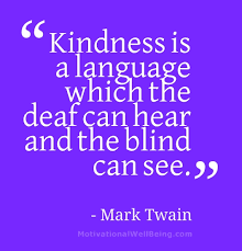 Quotes About Being Kind Adorable Kindness Quotes The Importance Of Being Kind MotivationalWellBeing
