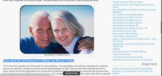 life insurance quotes for seniors over 80 fascinating life insurance for senior citizens over 80 44billionlater