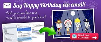 E Birthday Card Ecards