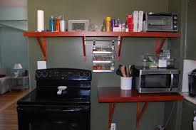 Heavy Duty Microwaves Microwave Wall Mount The Microwave Oven Side Wall Rack Shelf Wrap