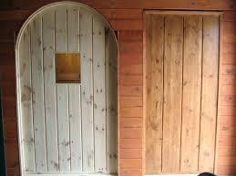 rustic wood doors door interior10 wood