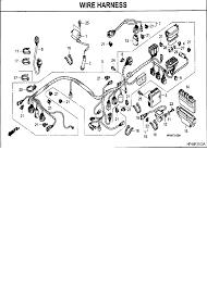 2007 honda fourtrax rancher 420 es trx420fe wire harness hj0706035051 gif