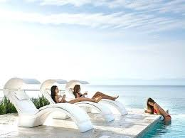In pool furniture High End Decoration Ledge Lounger In Pool Furniture Chaise Deep Pictured Here Can Be Used Aluminum Salt Moonshinersinfo Decoration Download Swimming Pool And Chairs Bed With Blue Water