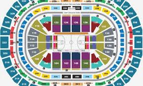 Quicken Loans Seating Chart Justin Timberlake 68 Disclosed Clipper Seating Chart
