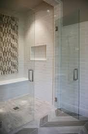 Star Tribeca X Bossy Gray Shower Wall Tiles Limestone