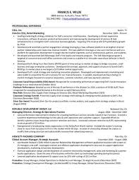 Cloud Consultant Resume 2