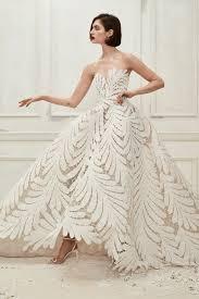 Oscar De La Renta Designer Wedding Dresses Oscar De La Renta Bridal Fall 2020 Collection Vogue