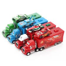 Disney Pixar <b>Cars</b> 2 <b>Toys 2pcs</b> Lightning McQueen City ...