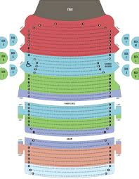 Peace Center Greenville Seating Chart 2016 17 Broadway Series