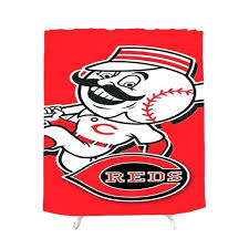 red shower curtain hooks reds shower curtain reds mustache guy red shower curtain reds shower curtain hooks boston red sox shower curtain hooks