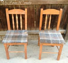 old chairs before