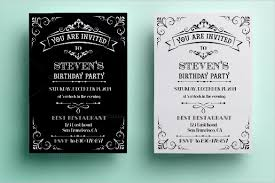 Free Birthday Invitation Templates With Photo 22 Birthday Invitation Templates Free Sample Example Format