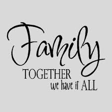 Family Quotes And Sayings Classy FamilyWall Quotes Words Sayings Removable Wall Lettering 48