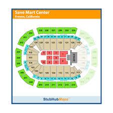 Save Mart Seating Chart Fresno Ca Save Mart Center Fresno Event Venue Information Get Tickets