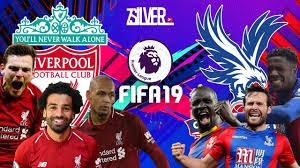 FIFA 19 - ลิเวอร์พูล VS คริสตัลพาเลซ - พรีเมียร์ลีกอังกฤษ [นัดที่23] -  YouTube