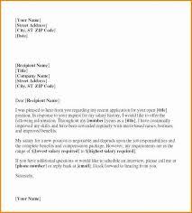 pay raise letter samples salary increase request letter sample template regarding salary