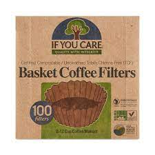 Coffee filters are a surprisingly complex subject. 8 In Certified Compostable Coffee Filters Thrive Market