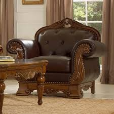 Attractive Leather Sitting Chair Living Room Chair Living Room Leather Chairs Living Room