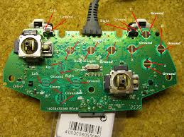 xbox 360 circuit board diagram ireleast info xbox 360 arcade controller project gyokusho 8 steps wiring circuit