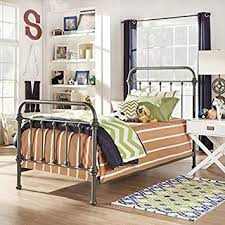 Amazon.com: Nottingham Metal Spindle Bed: Kitchen & Dining