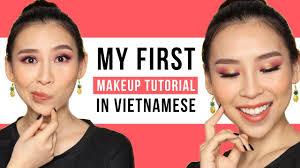 grwm in vietnamese hướng dẫn makeup tiếng việt tina yong you
