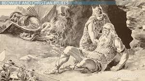 Beowulf Christianity Vs Paganism Quotes Best of Christianity In Beowulf Themes Examples Video Lesson