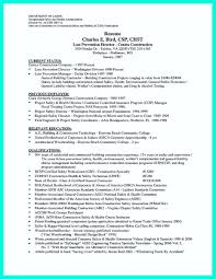 Data Scientist Resume Objective Laborer Example Resume Construction