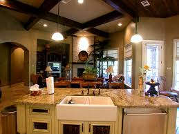 Kitchen With Living Room Design Kitchen Room Interior Design A Design And Ideas