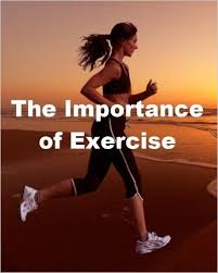 importance of exercise com