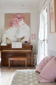 Amelie white wash shabby chic country Lantern Laurence Amelie Tutu Painting Above Rachel Ashwells Piano Romantic Homes Rachel Ashwells Shabby Chic Home Romantic Homes