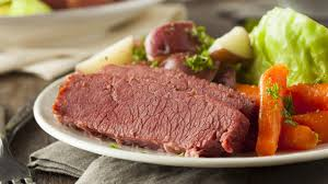 Image result for corned beef and cabbage