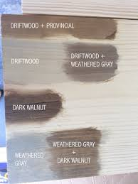 image result for rustoleum sn in driftwood