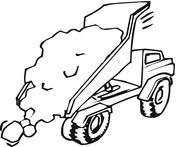 Disegni Di Camion Da Colorare Pagine Da Colorare Stampabili