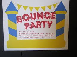bounce house birthday clipart clipartfest bounce house invitations